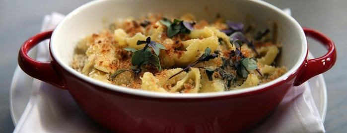 Bar Siena is one of Where to Find Chicago's Best Mac and Cheese.