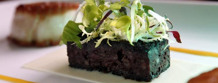 Sepia is one of Phil Vettel's Top 50 Chicago Restaurants.