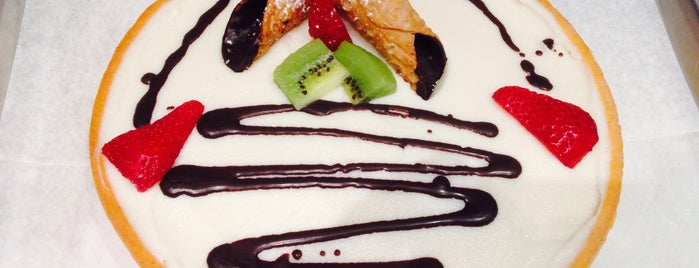 aputia SIcilian pastry & cafe is one of Bakeries and Desserts to Try.