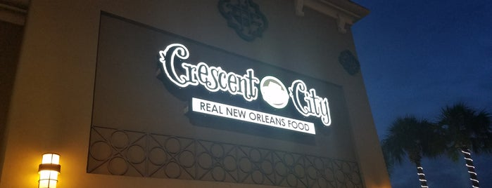 Crescent City Beignets is one of Need To Try.