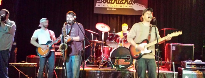 Southland Ballroom is one of Raleigh Favorites.