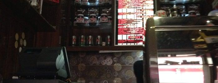 Barcode Café | کافه بارکد is one of Lieux sauvegardés par Hamed.