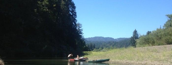 Burke's Russian River Canoes is one of Adam 님이 좋아한 장소.