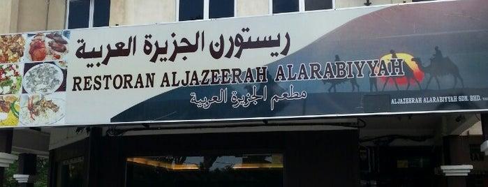 Restoran Al-Jazeerah Al-Arabiyah is one of @Kota Bharu,Kelantan #4.