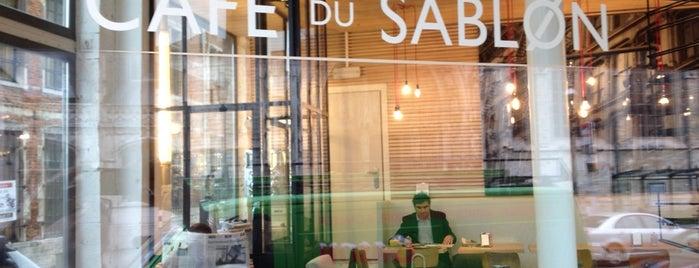 Café du Sablon is one of Brussels.
