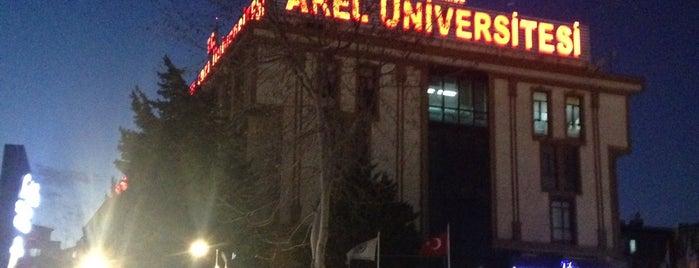 İstanbul Arel Üniversitesi Sosyal Bilimler Enstitüsü is one of สถานที่ที่ Sdt ถูกใจ.
