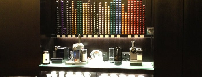 Nespresso Boutique is one of Alexis's Liked Places.