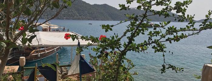 Üçağız Kale Köyü is one of Lieux qui ont plu à Ulas.