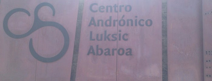 Centro Andrónico Luksic Abaroa is one of Karlaさんのお気に入りスポット.