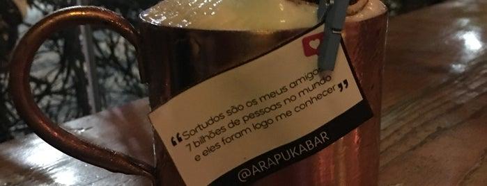 Arapuka Gastrobar is one of Posti che sono piaciuti a Gabriel.