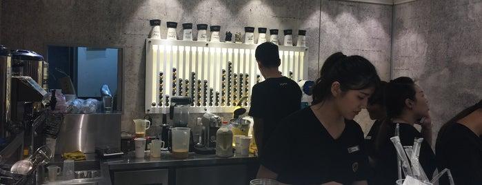 SOMA Tea & Mocktail Yongkang is one of Taipei.