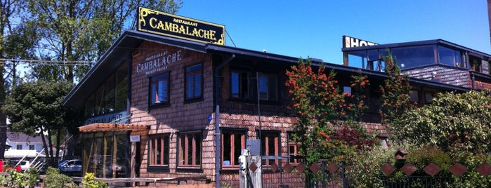 Restaurant Cambalache is one of Dade: сохраненные места.