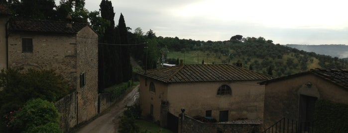 Villa le Corti is one of Chianti Classico Producers.
