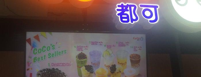Coco Fresh Tea & Juice is one of Steven 님이 좋아한 장소.