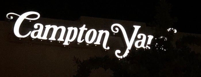 Campton Yard is one of Miami Bars.
