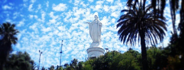 Cerro San Cristóbal is one of Cristiánさんのお気に入りスポット.