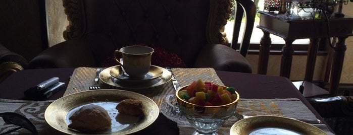 M Boutique Cafe is one of Restaurants in Baku (my suggestions).