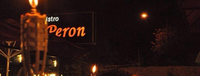 Bistro PERON is one of Sercanさんのお気に入りスポット.