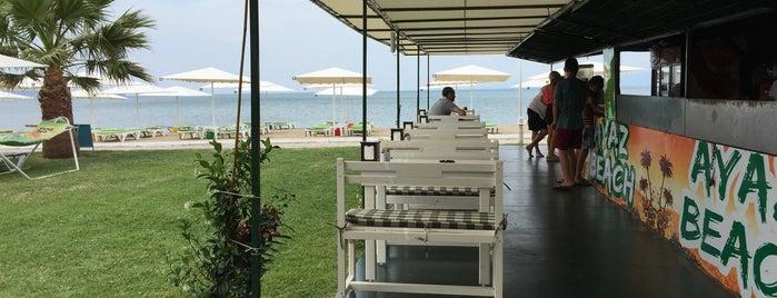 Ayaz Beach Club is one of Locais curtidos por Haluk.