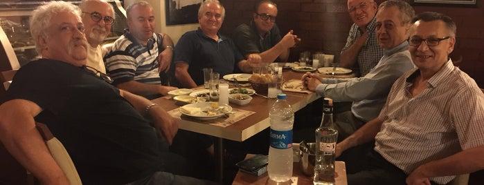 Fanya Balık Lokantası is one of Locais curtidos por Haluk.