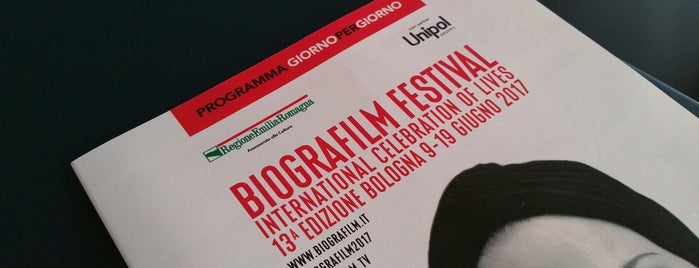 Biografilm Festival is one of cinemas.