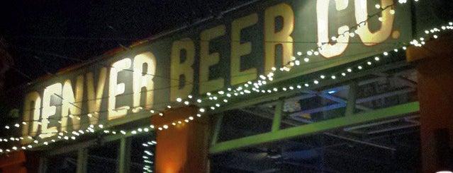 Denver Beer Co. is one of Denver.