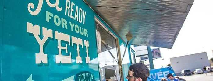 Yeti Frozen Custard is one of Austin.
