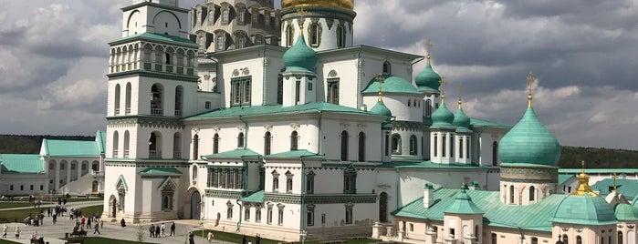 МВК «Новый Иерусалим» is one of Konstantin : понравившиеся места.