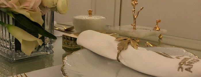 ANFAS ALOUD Lounge أنفاس العود is one of Queenさんの保存済みスポット.