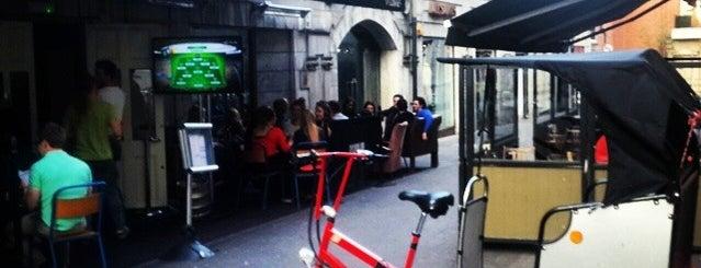 Pygmalion is one of Drinkin' Dublin.