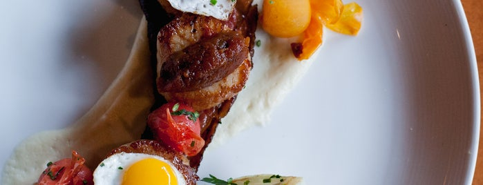 David Burke Kitchen is one of New York - Brunch.