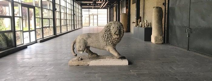 Yeni Adana Arkeoloji Muzesi is one of ADANA.