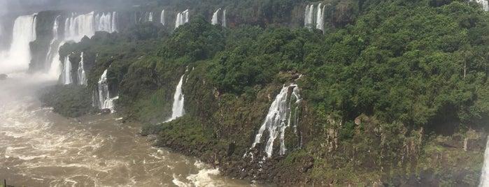 303. Iguazú National Park (1984) is one of Аргентина.