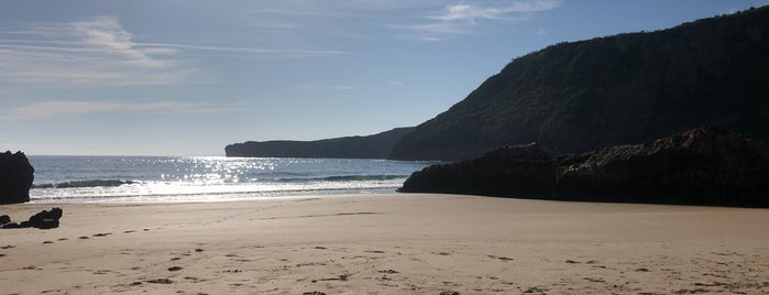 Playa de Ballota is one of Turismo.