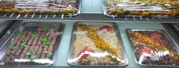 AghaKhan Food | اغذیه آقاخان is one of Favorites.
