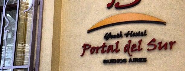 Hostel Portal del Sur BA is one of สถานที่ที่ Carol ถูกใจ.