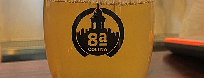 Taproom Oitava Colina is one of Lisbon.