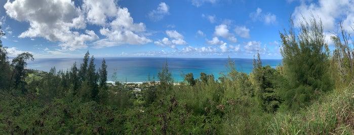 Ehukai Pillbox is one of Hawaii.