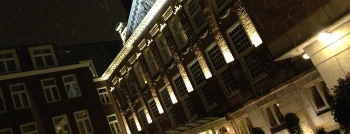 Sofitel Legend The Grand Amsterdam is one of Monuments ❌❌❌.