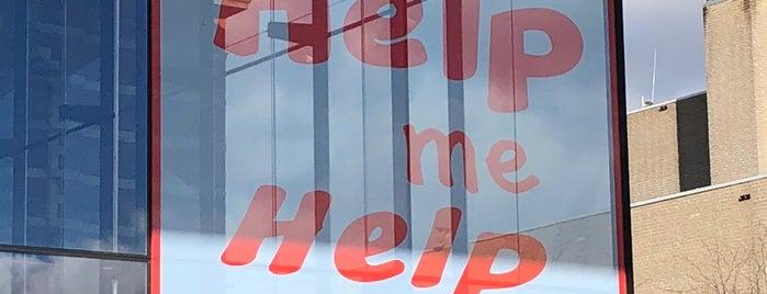 chillroom stedelijk museum is one of Ralf'ın Beğendiği Mekanlar.