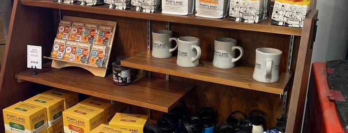 Portland Coffee Roasters is one of Al 님이 좋아한 장소.
