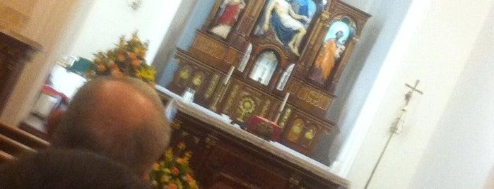 Igreja Nossa Senhora da Piedade is one of Lugares favoritos de Joao.