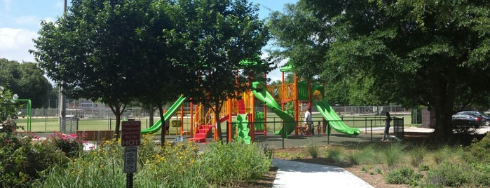 Millbrook Exchange Park is one of RaLEIGH.