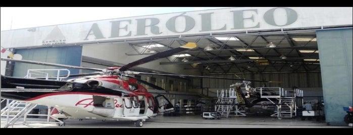 Aeroleo Hangar - Macae is one of Orte, die Fernando gefallen.