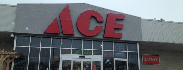Village Ace Hardware Inc is one of Locais curtidos por Matthew.