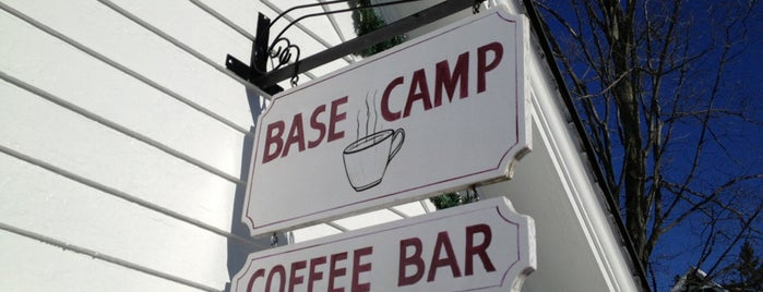 Base Camp Coffee Bar is one of Where in the World (to Dine, Part 4).