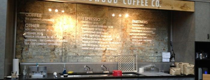 Dogwood Coffee Bar is one of #ThirdWaveWichteln Coffee Places.