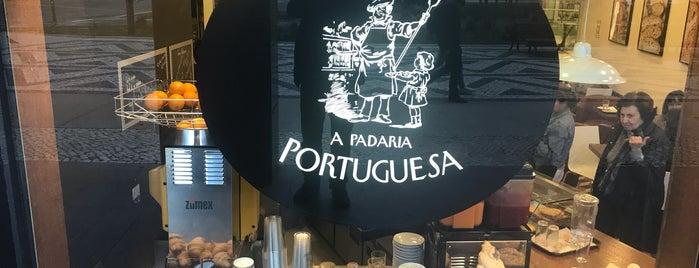 A Padaria Portuguesa is one of Locais curtidos por Katia.