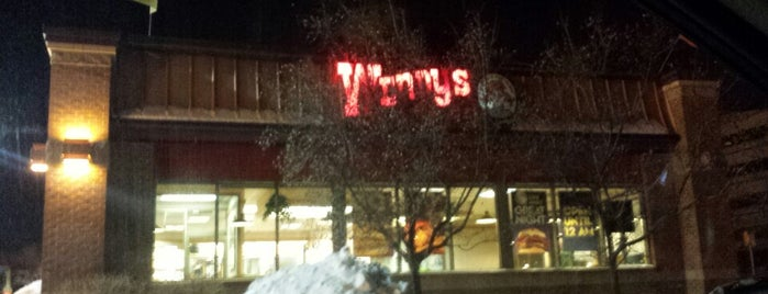 Wendy's is one of Alan : понравившиеся места.