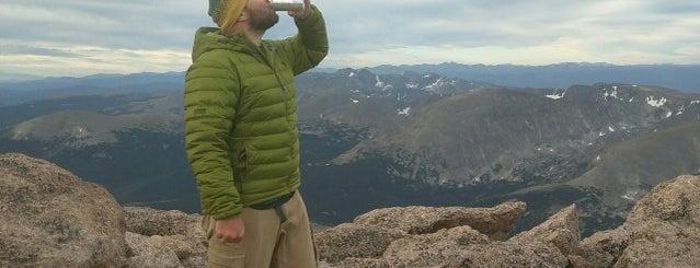 Longs Peak Summit is one of Colorado to do.